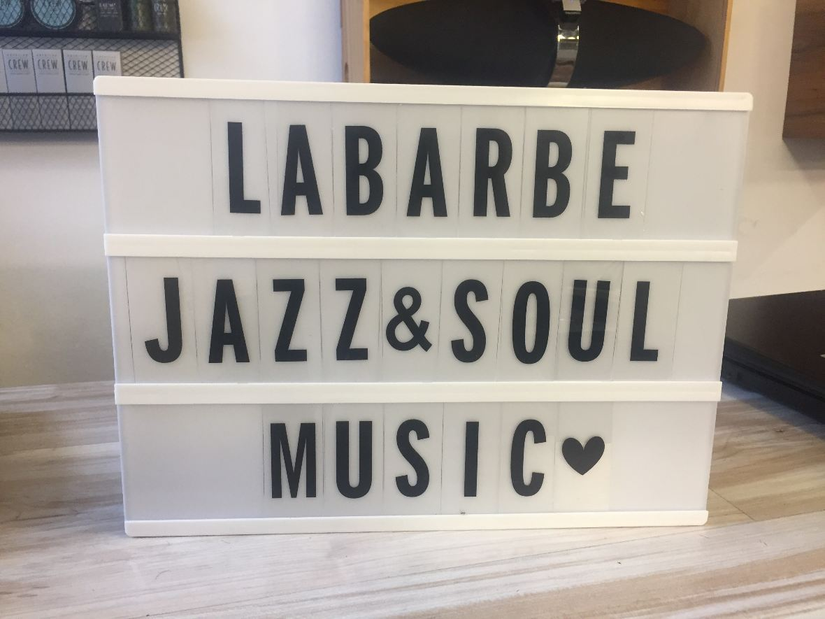 labarbe fitxa als grans del jazz i el soul